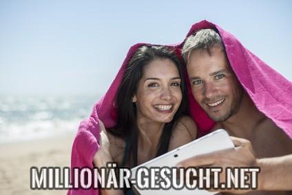 Single frau sucht millionär